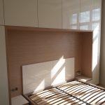 Кровати под заказ встроенная в стенку