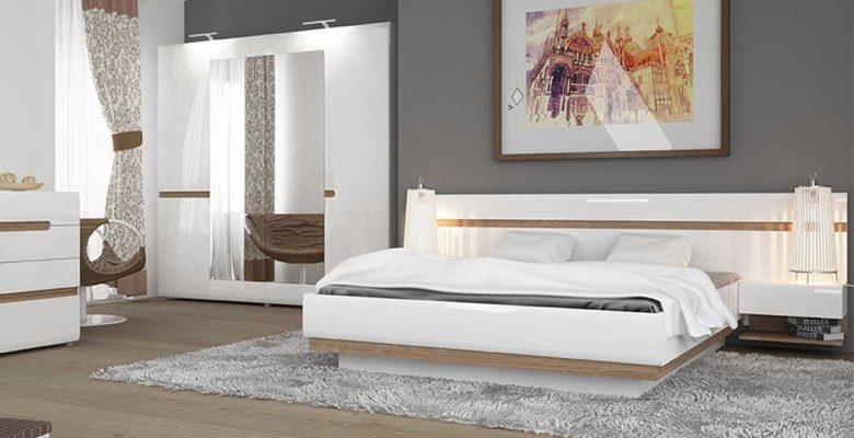 Спальни под заказ с картиной