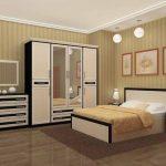 Спальня белая Грация