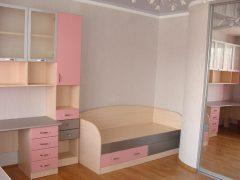 Детские под заказ в Луганске розовая