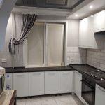 Кухни под заказ в Луганске угловая