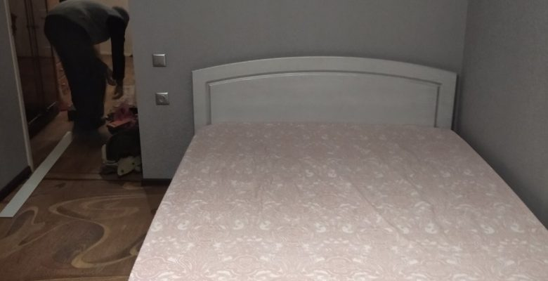 Кровати под заказ в Луганске заправленная